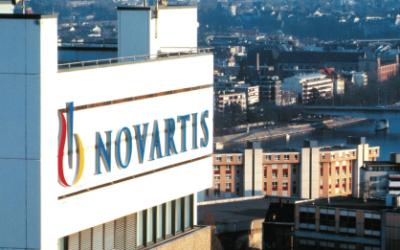How Novartis fosters female talent