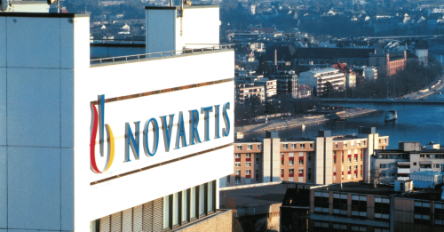 How Novartis fosters female talent