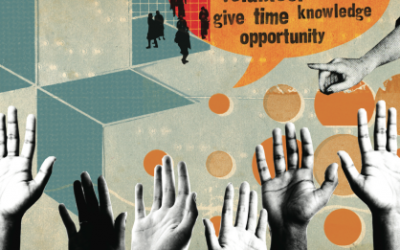 Harnessing the power of the volunteer mindset