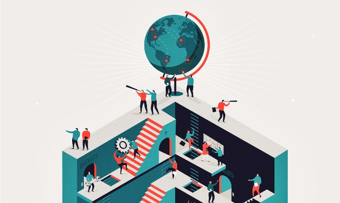 The five characteristics of successful global leaders