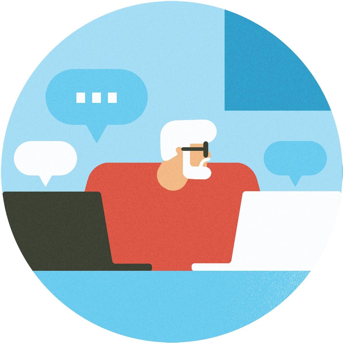 Side hustle icon
