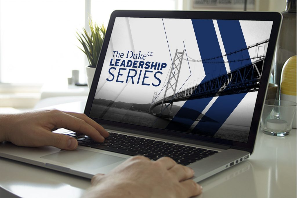 Duke CE Webinar Leadership Series