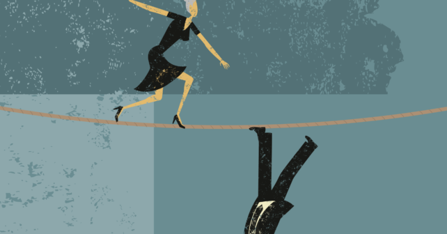 The three paradoxes of resilience