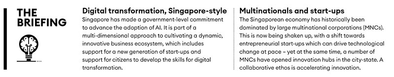 The conditions for success in Singapore – and beyond