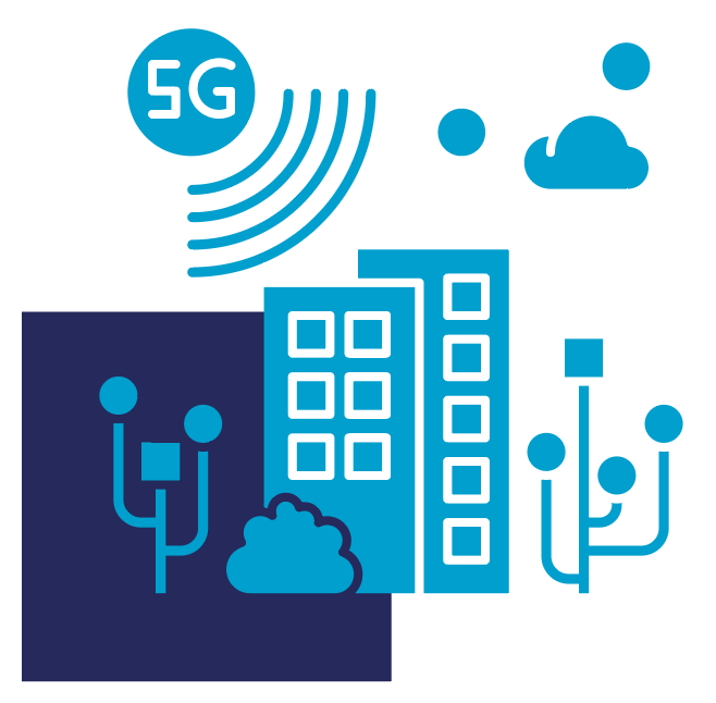 Fifth-generation mobile networks (5G)