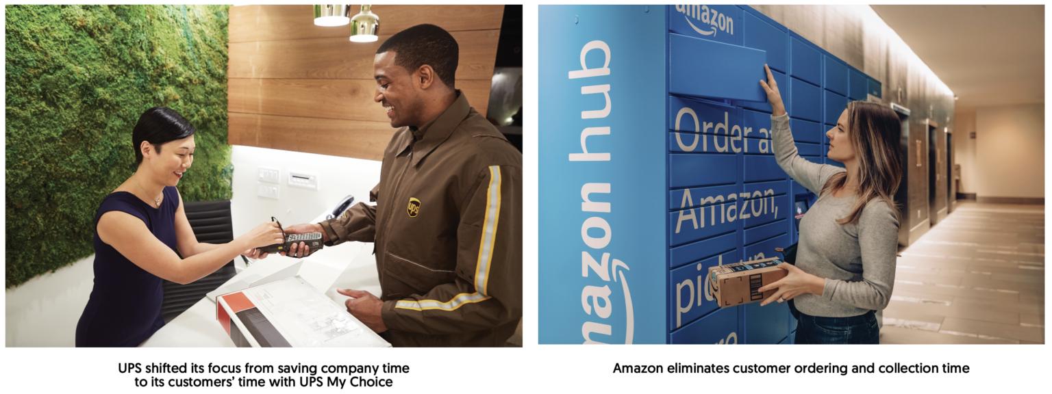 UPS vs Amazon